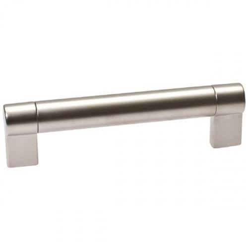 Ручка-скоба 512мм, отделка никель матовый