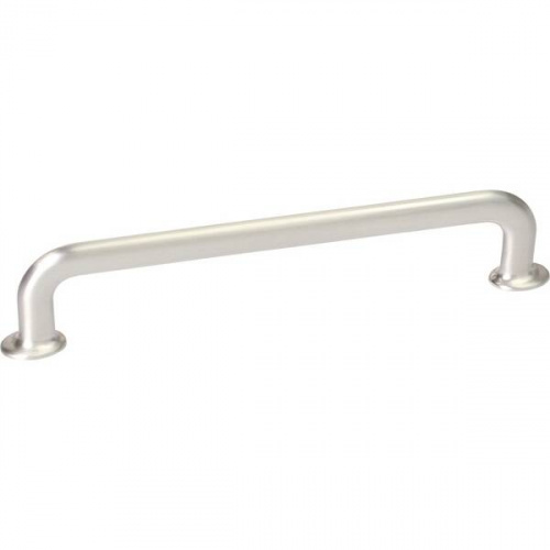 Ручка-скоба 160 мм, отделка сталь шлифованная