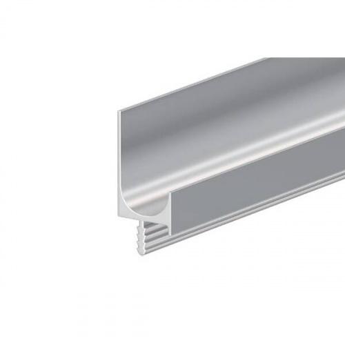 Профиль-ручка под пропил, L=3050мм, отделка алюминий анодированный